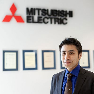 Change of FA Management in Mitsubishi Electric's CEE Region
