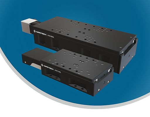 Screw Driven Linear Stages