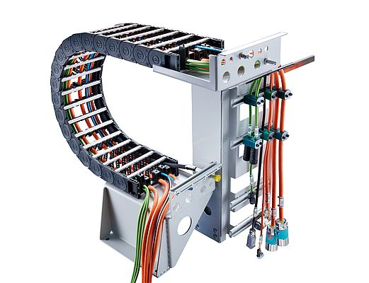 Robust Cable Carrier Systems