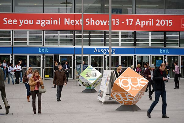 Trends Shaping the Industrial Landscape at HANNOVER MESSE 2014