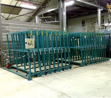 Mobile Frame Racks