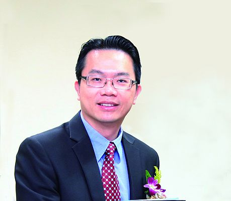 Mr. Andy Liu, Assistant General Manager of Delta Industrial Automation Business Group (IABG)
