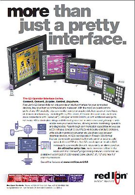 G3 Operator Interface Series