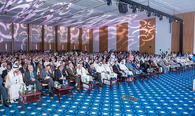ADIPEC 2016: an Exclusive Preview of the Key Issues