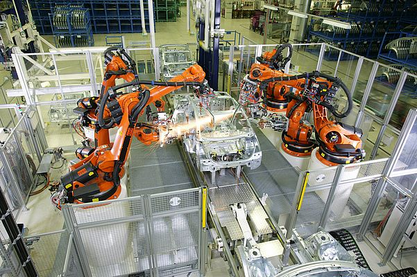 Minimising Energy Consumption of Industrial Robots