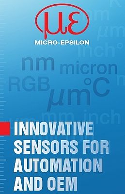 Sensors for Automation and OEM