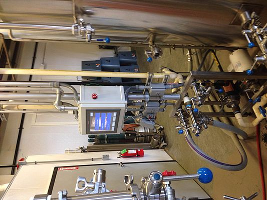 PLC+HMI of choice for brewers