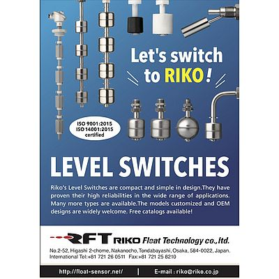 Compact Level Switches