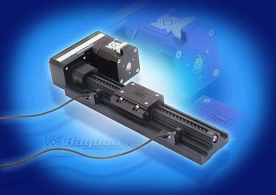 Motorized Linear Rail System