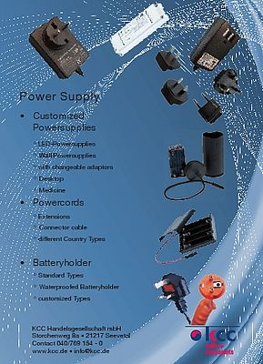 Customized Power Supplies