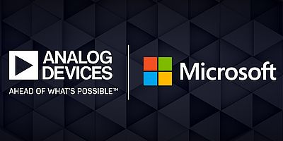 Analog Devices & Microsoft Partner to Mass Produce State-of-the-Art 3D Imaging Products and Solutions