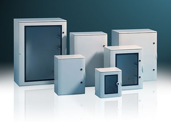 GRP Heavy Duty Enclosures