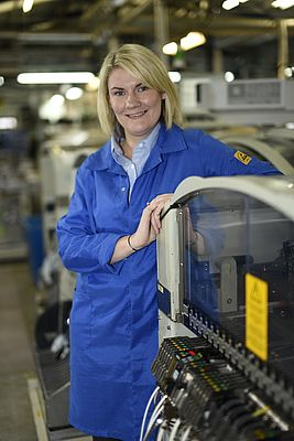 Sophie Duwensee is the new Account Manager of Speedboard Assembly Services