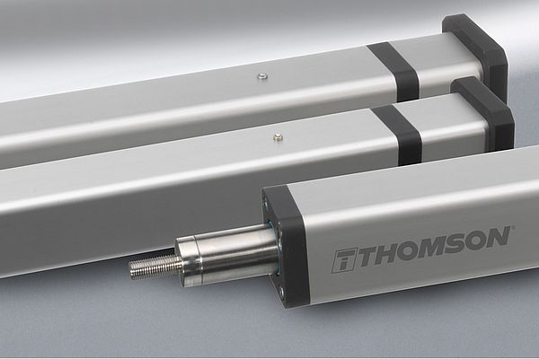 Thomson PC Series electric actuators are designed to deliver superior performance while saving you time and money with easy product sizing and selection, quick and reliable installation, and reduced maintenance