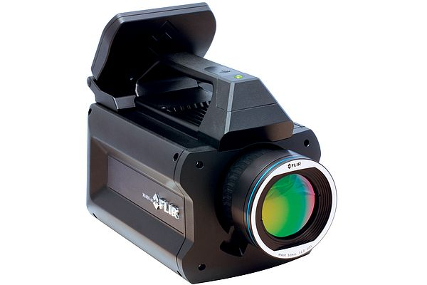 Thermal Imaging Cameras with Lock-In Capability