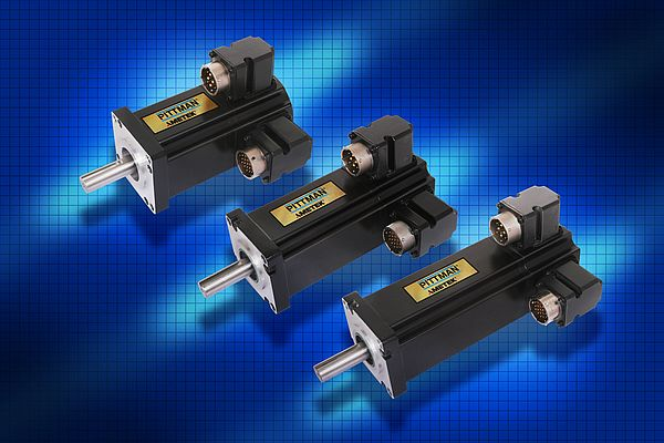 IP65 Industrial Grade Servo Motors