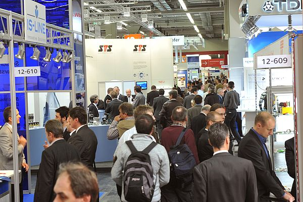 SENSOR+TEST 2014: 575 Exhibitors & More Than 8,000 Visitors
