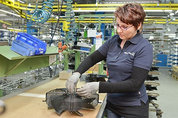 Ziehl-Abegg Boosted by Exports