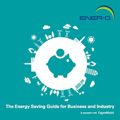 ExxonMobil and ENER-G Launch Energy Efficiency Guide to Help Industrial Professionals Optimise Performance
