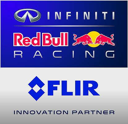 FLIR Systems Announces Infiniti Red Bull Racing Partnership