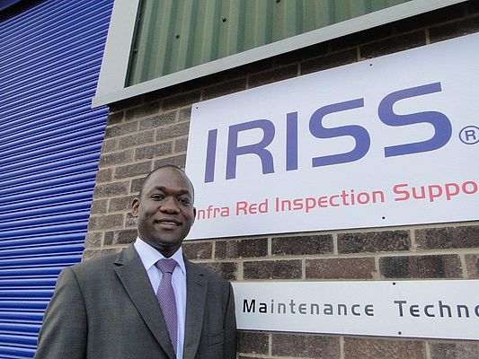 New EMEA Sales Manager for IRISS