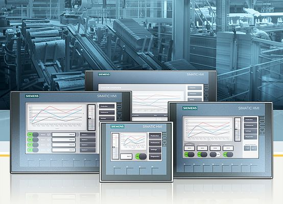 New generation of operator panels for simple applications