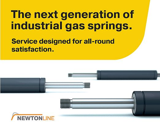Industrial Gas Springs Newtonline