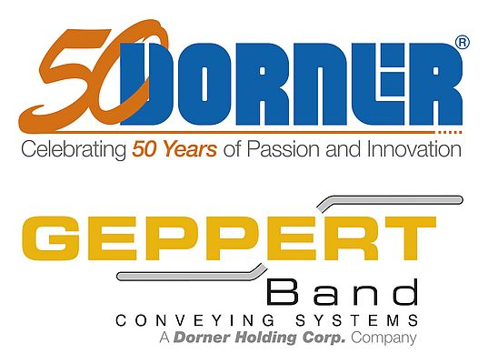 Geppert-Band is a new Partner of Dorner