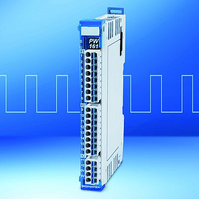 16-Channel Output Module PW 161