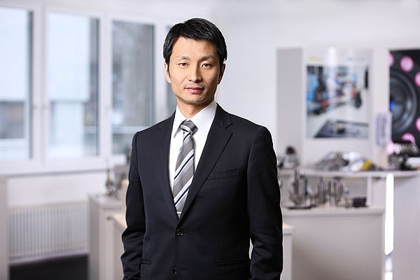 Taku Ichii is the new CEO of BIG KAISER Switzerland