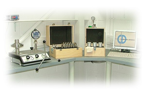 Calibration Dynamics open traceable Calibration Laboratory