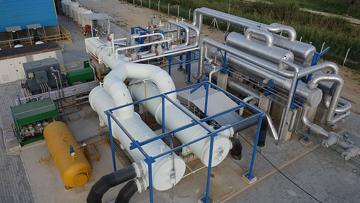 Geothermal Power Plant in Turkey Awarded for the Second Time