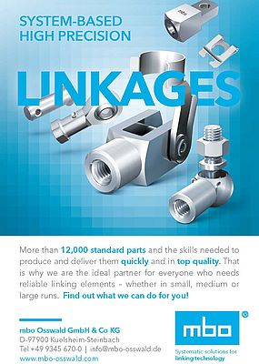 System-based high precision linkages