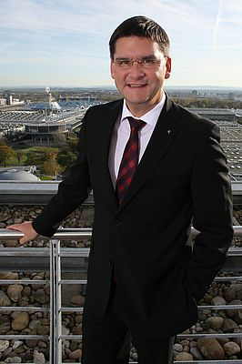 Oliver Frese, Member of the Board at Deutsche Messe and responsible for CeBIT