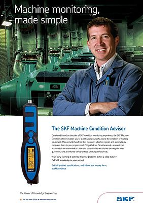 SKF Machine Condition Advisor