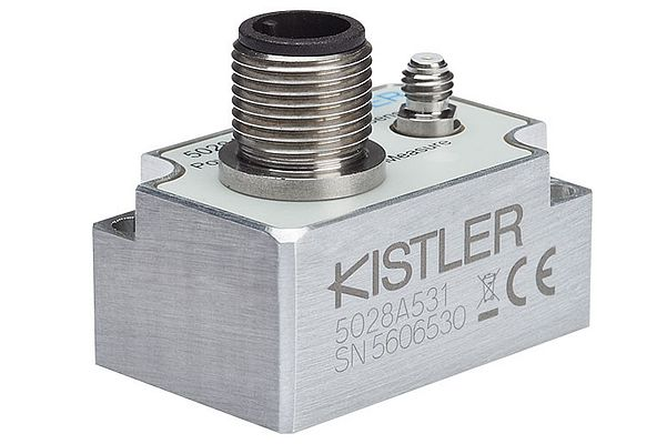 5028A Channel Charge Amplifier from Kistler