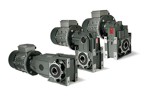Parallel Shaft and Bevel Helical Gearboxes