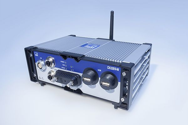 Rugged Data Recorder