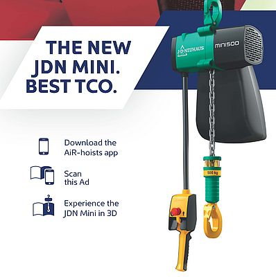 New JD Mini for Maximum Efficiency