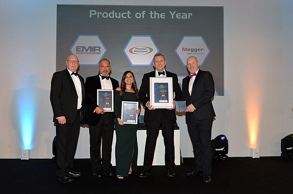 Product of the Year: Fletcher Moorland, Meerkat Wireless Condition Monitoring System