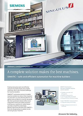Machine Control Solution