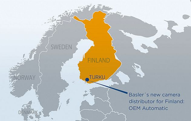 OEM Finland Oy has Assumed Responsibility for Distribution in Finland