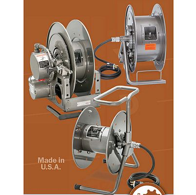 Hannay Reel Hose and Cable Reels