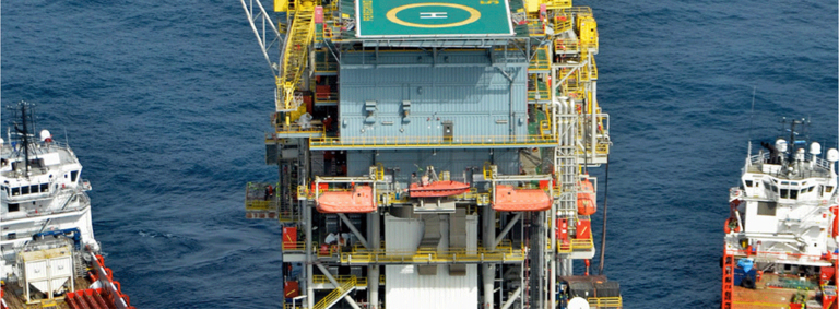 Powering large-scale offshore pumping