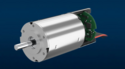 Brushless DC-Servomotor