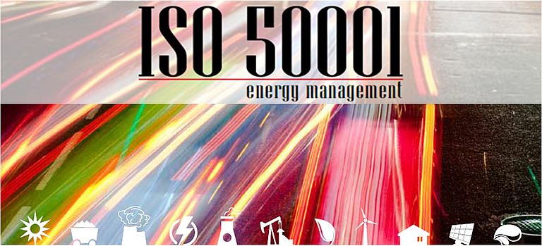 ISO 50001: integration with ISO 14001