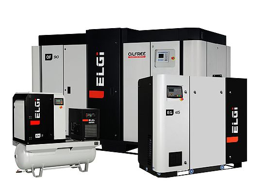 Elgi Compressors Expands its Footprint in Europe