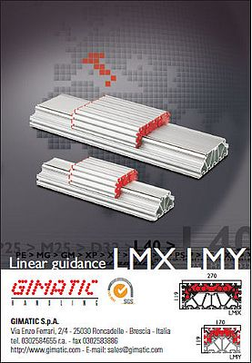 Linear guidance LMX LMY