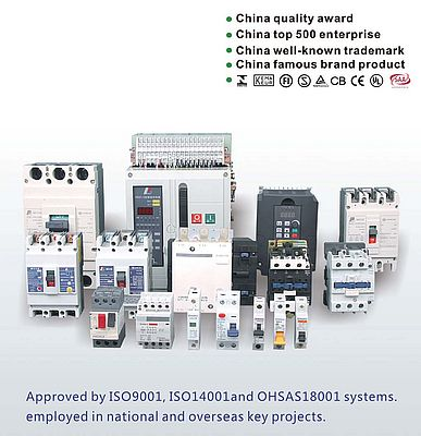 Low- and High Voltage Electrical Products