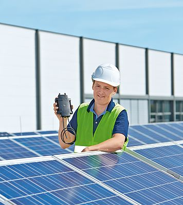 Photovoltaic Module Switch-off
